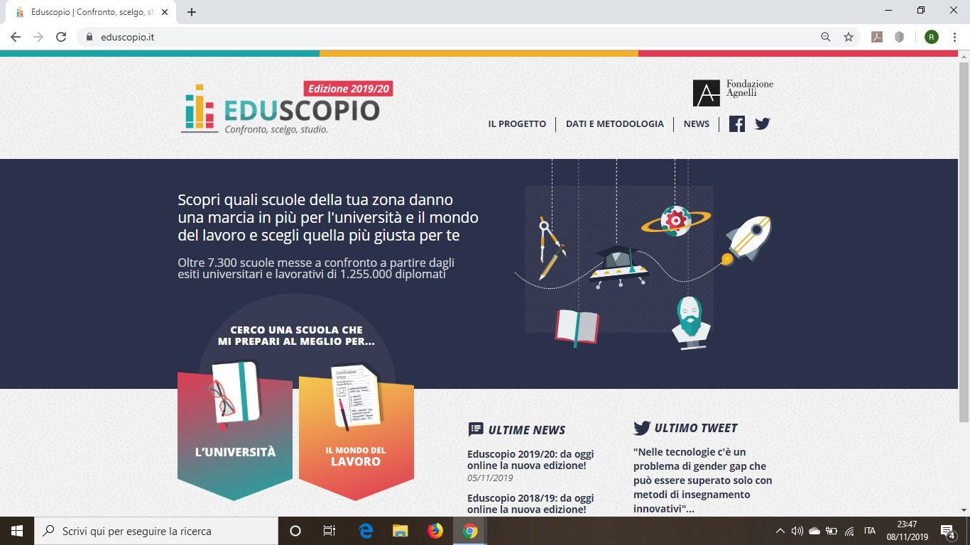 Eduscopio 2019 Mask